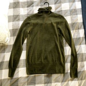 NWOT jcrew turtleneck